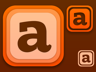Mobile startup logo