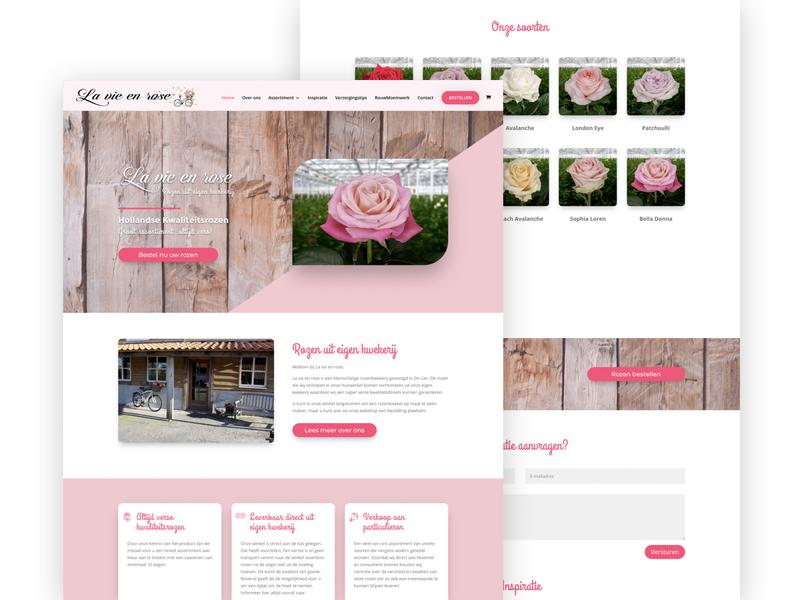 Roses Webshop