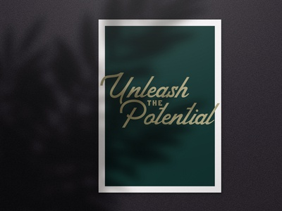 Unleash the Potential