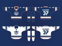 SNOWMEN_jersey designs