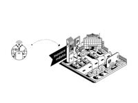 City Inovation_Icon_Isometric Illustration