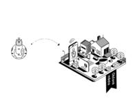 City Citizens_Icon_Isometric Illustration