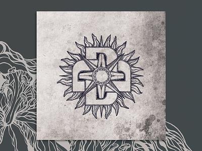 Вечный компас (Eternal Compass) star lily flower book water river sea raven bird compass music cover