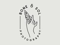 Bone & Sol Photography Logo