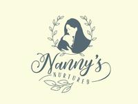 Nanny's Nurturey Logo