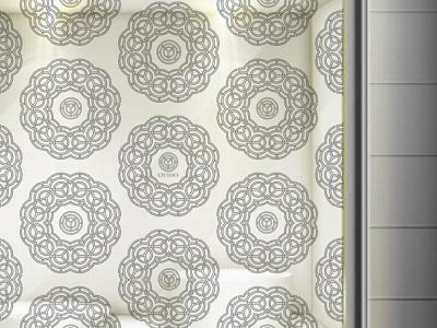 Pattern for Oysho rebranding brand identity brand logo design flower pattern vector branding logo illustration minimal graphic design design art