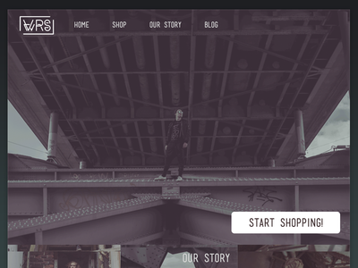 WRS Clothing brand freerunning clothing shopping parkour brand shop street