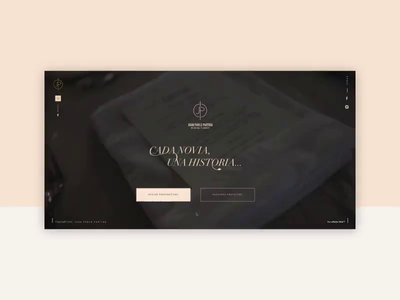 Juan Pablo Partida - Portfolio inspiration web design design website