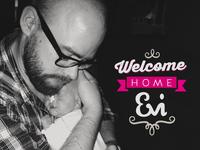Evi Comes Home