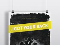 I got your back v1 mock up