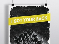 I Got Your Back V1 Mock Up