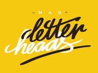 Mad Letter Heads