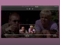 Daily UI challenge #057 — Video Player