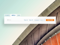 Daily UI challenge #067 — Hotel Booking