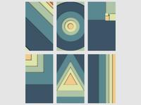 Fibonacci Inspired Backgrounds (Free!)