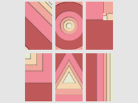 Fibonacci Inspired Backgrounds 2