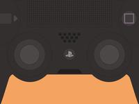 PS4 Controller - Center