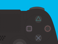 PS4 Controller - Right