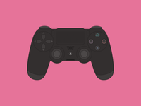 PS4 Controller - Full