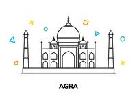 Citybiker series: Agra