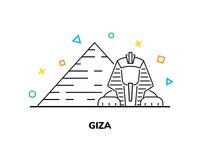 Citybiker series: Giza