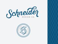Schneider Design Personal Logo