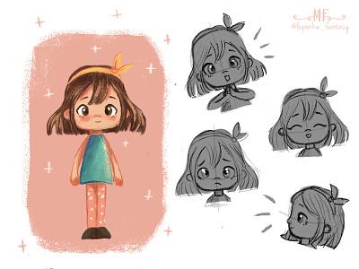 Character design for children book I children book kid lit children illustration illustration digital painting illustration art digital illustrator
