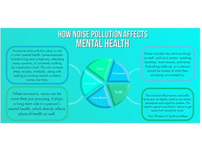 Noise Pollution Infographic