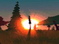 Frinlet's Sunrise