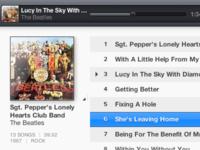 Google Music Stylesheet  (Google Play Update)