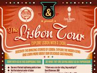 The lisbon tour  brochure l