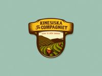 Kinesiska Te Compagniet (Chinese Tea Company - #1)
