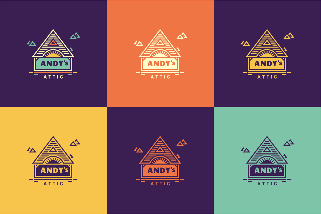 Andys attic