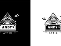 Andys attic bw
