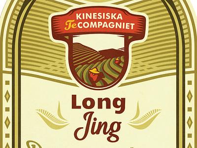 Chinese Tea Company - labels - [ Final ] adline brassai szende package label tea chinese organic