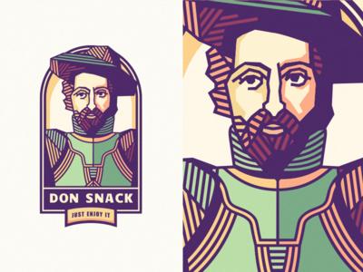 """Don Snack"" [Mascot - Final]"