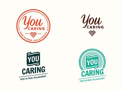 Unused concepts adline brassai szende logo badge heart