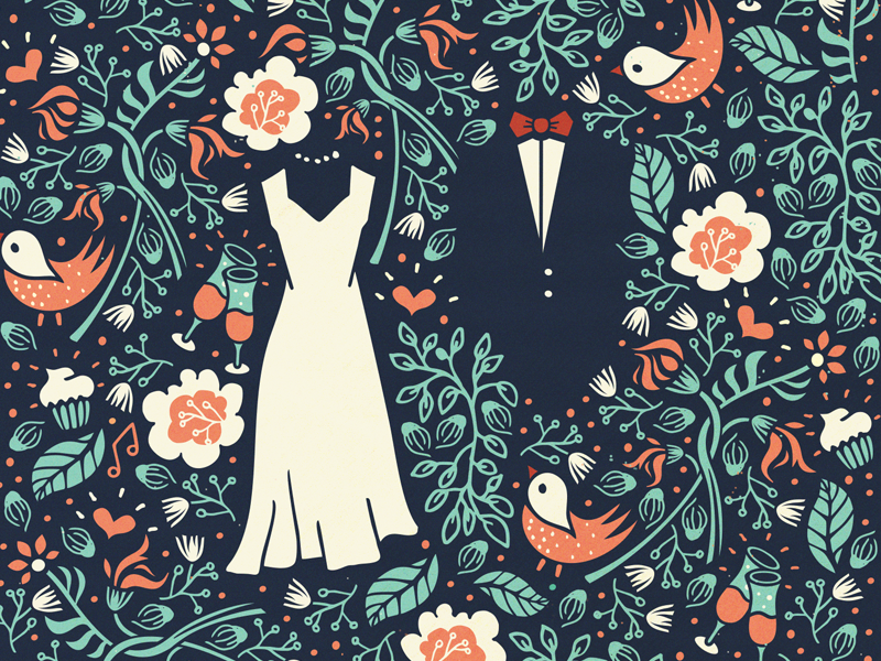 Wedding Invitation & Wine Labels [old project - final version] by ...