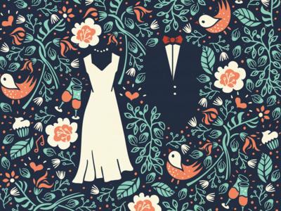 Wedding Invitation & Wine Labels [old project - final version] adline brassai wedding invitation wine label print design