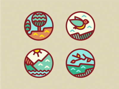 Spring [Icons]
