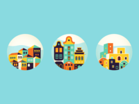 Houses [ Icons ]