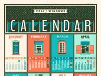 Calendar - 2016 / Windows