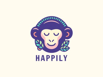 Happily [final version] happy monkey exotic adline brassai szende