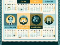 Sneak Peek [ Calendar / 2017 ]