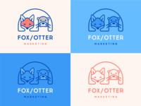 Fox / Otter Marketing  [ concept #1 ]