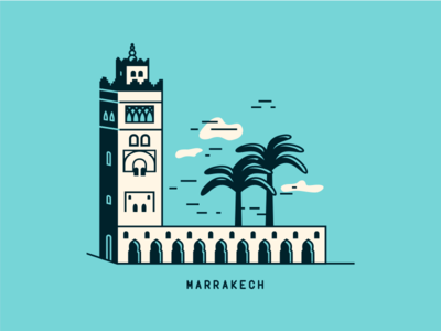 Marrakech [ Illustration ]
