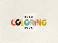 Bubu Coloring Book