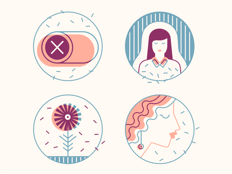 Illustrations for Infographic Design [ wip ]