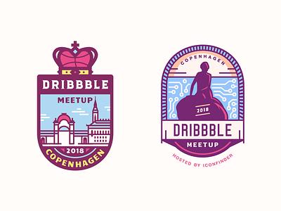 Dribbble Meetup [Concepts]
