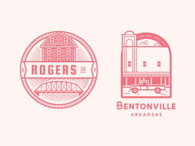 Badges [ Rogers & Bentonville, AR ]